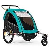 Burley Encore X Remolque de Bicicleta para niños