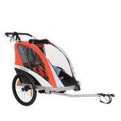 carro bicicleta deportivo weeride buggy go trailer