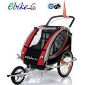 remolque bici carrito ebikeco