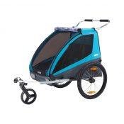 carrito remolque bicicleta thule coaster xt